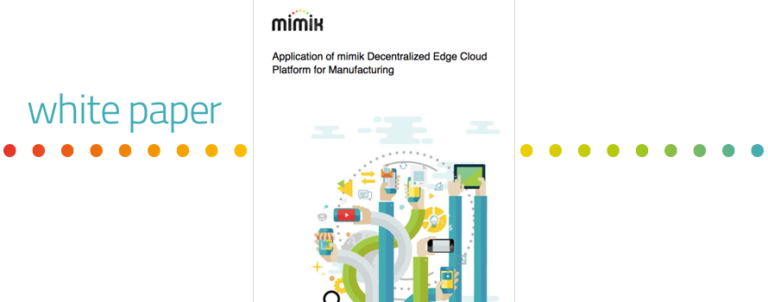 mimik cloud manufacturing