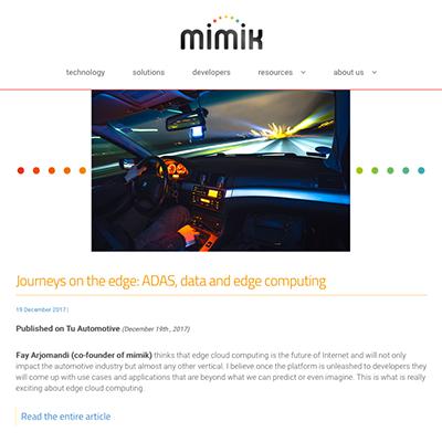 mimik blog