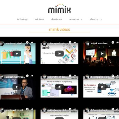 mimik videos