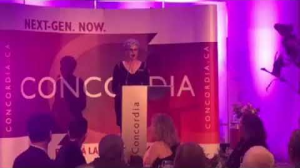 Fay Arjomandi | Acceptance speech at Concordia University for 2018 Alumni of the Year Award
