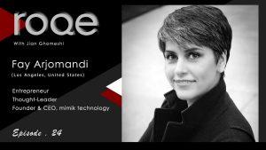 Roqe Episode 24 Fay Arjomandi