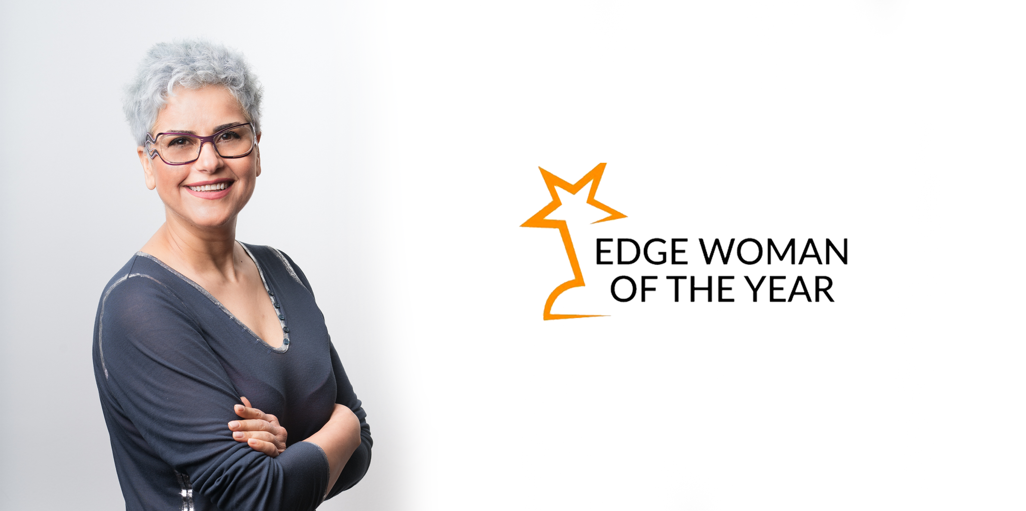 Fay Arjomandi Named 2020 Edge Woman of the Year