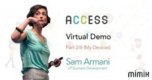 mimik Access (My Devices) Part 2/6