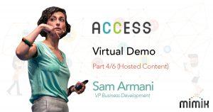mimik Access (Hosted Content) Part 4/6